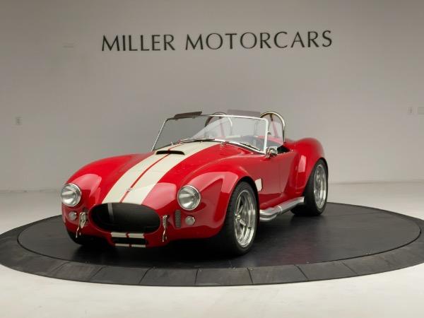 Used 2020 Shelby Cobra Superformance for sale $89,900 at Rolls-Royce Motor Cars Greenwich in Greenwich CT 06830 1