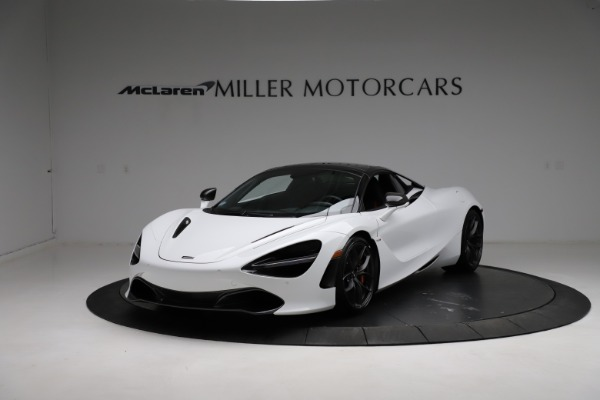 Used 2020 McLaren 720S Spider for sale Sold at Rolls-Royce Motor Cars Greenwich in Greenwich CT 06830 10