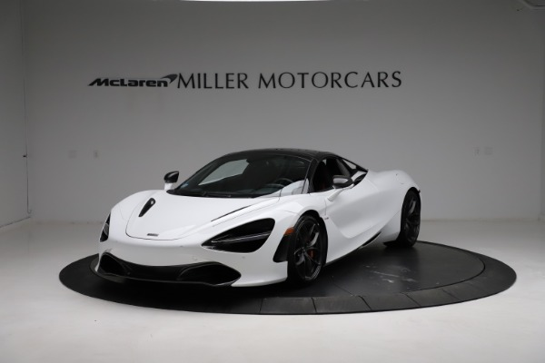 Used 2020 McLaren 720S Spider for sale Sold at Rolls-Royce Motor Cars Greenwich in Greenwich CT 06830 11