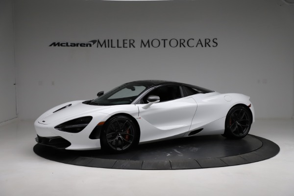 Used 2020 McLaren 720S Spider for sale Sold at Rolls-Royce Motor Cars Greenwich in Greenwich CT 06830 12
