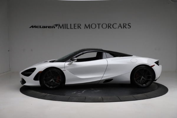 Used 2020 McLaren 720S Spider for sale Sold at Rolls-Royce Motor Cars Greenwich in Greenwich CT 06830 13