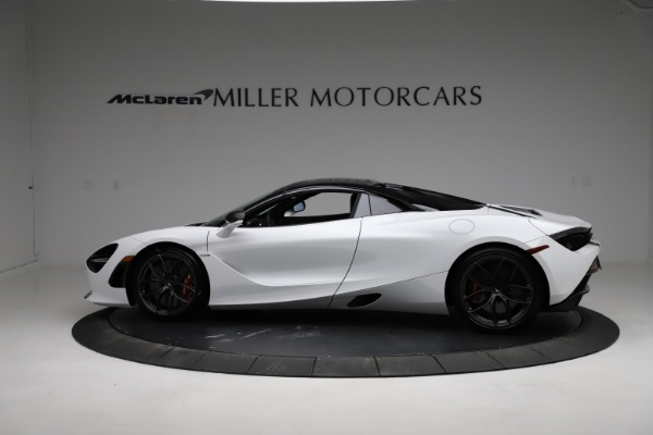 Used 2020 McLaren 720S Spider for sale Sold at Rolls-Royce Motor Cars Greenwich in Greenwich CT 06830 14