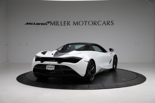 Used 2020 McLaren 720S Spider for sale Sold at Rolls-Royce Motor Cars Greenwich in Greenwich CT 06830 17