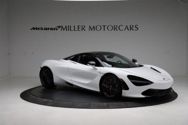 Used 2020 McLaren 720S Spider for sale Sold at Rolls-Royce Motor Cars Greenwich in Greenwich CT 06830 19
