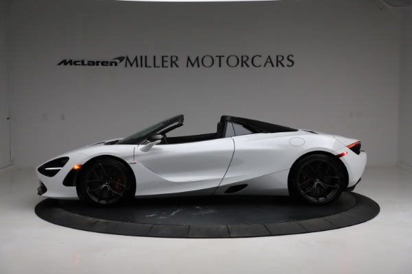 Used 2020 McLaren 720S Spider for sale Sold at Rolls-Royce Motor Cars Greenwich in Greenwich CT 06830 2