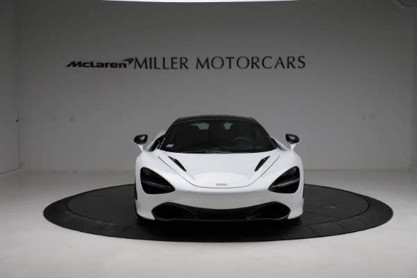Used 2020 McLaren 720S Spider for sale Sold at Rolls-Royce Motor Cars Greenwich in Greenwich CT 06830 20
