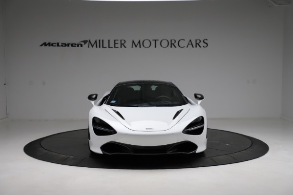 Used 2020 McLaren 720S Spider for sale Sold at Rolls-Royce Motor Cars Greenwich in Greenwich CT 06830 21