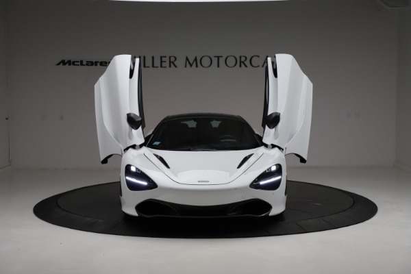 Used 2020 McLaren 720S Spider for sale Sold at Rolls-Royce Motor Cars Greenwich in Greenwich CT 06830 22