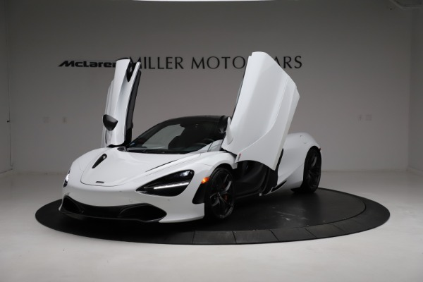 Used 2020 McLaren 720S Spider for sale Sold at Rolls-Royce Motor Cars Greenwich in Greenwich CT 06830 23