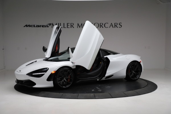 Used 2020 McLaren 720S Spider for sale Sold at Rolls-Royce Motor Cars Greenwich in Greenwich CT 06830 24