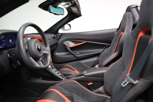 Used 2020 McLaren 720S Spider for sale Sold at Rolls-Royce Motor Cars Greenwich in Greenwich CT 06830 25