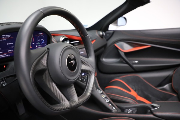 Used 2020 McLaren 720S Spider for sale Sold at Rolls-Royce Motor Cars Greenwich in Greenwich CT 06830 26