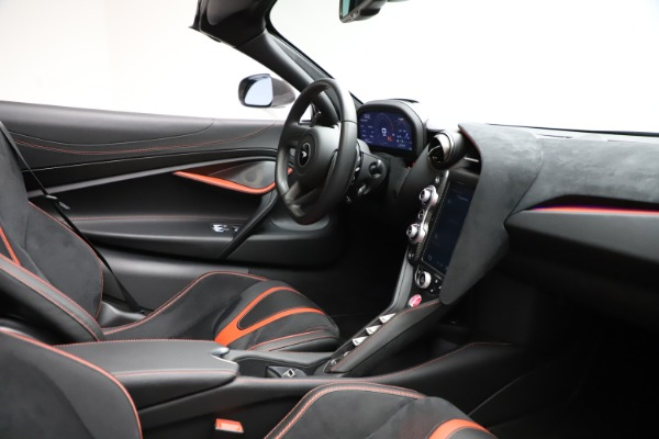 Used 2020 McLaren 720S Spider for sale Sold at Rolls-Royce Motor Cars Greenwich in Greenwich CT 06830 28