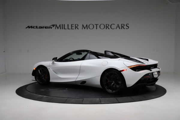 Used 2020 McLaren 720S Spider for sale Sold at Rolls-Royce Motor Cars Greenwich in Greenwich CT 06830 3
