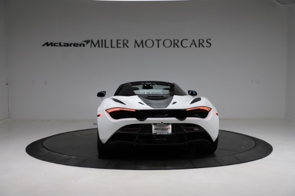 Used 2020 McLaren 720S Spider for sale Sold at Rolls-Royce Motor Cars Greenwich in Greenwich CT 06830 4