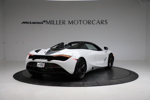 Used 2020 McLaren 720S Spider for sale Sold at Rolls-Royce Motor Cars Greenwich in Greenwich CT 06830 5