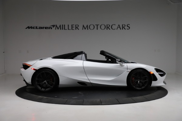 Used 2020 McLaren 720S Spider for sale Sold at Rolls-Royce Motor Cars Greenwich in Greenwich CT 06830 6