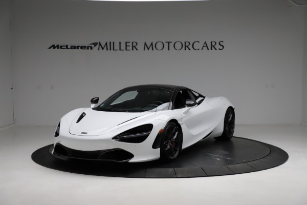 Used 2020 McLaren 720S Spider for sale Sold at Rolls-Royce Motor Cars Greenwich in Greenwich CT 06830 8