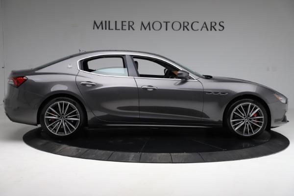 New 2021 Maserati Ghibli S Q4 for sale $90,525 at Rolls-Royce Motor Cars Greenwich in Greenwich CT 06830 10