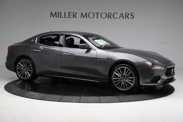 New 2021 Maserati Ghibli S Q4 for sale $90,525 at Rolls-Royce Motor Cars Greenwich in Greenwich CT 06830 11