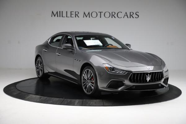 New 2021 Maserati Ghibli S Q4 for sale $90,525 at Rolls-Royce Motor Cars Greenwich in Greenwich CT 06830 12