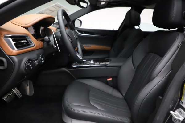 New 2021 Maserati Ghibli S Q4 for sale $90,525 at Rolls-Royce Motor Cars Greenwich in Greenwich CT 06830 14