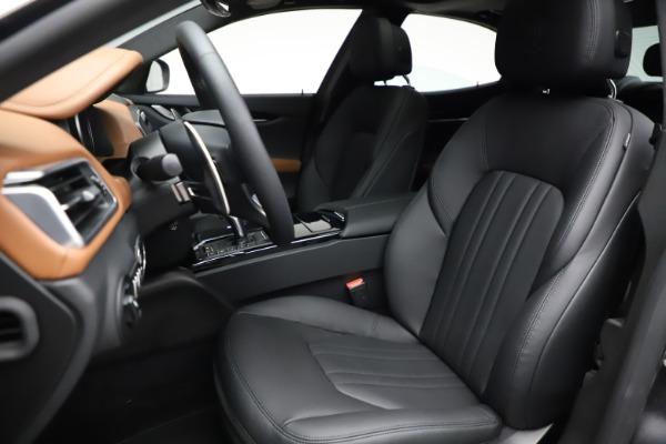 New 2021 Maserati Ghibli S Q4 for sale $90,525 at Rolls-Royce Motor Cars Greenwich in Greenwich CT 06830 15