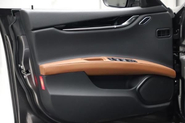 New 2021 Maserati Ghibli S Q4 for sale $90,525 at Rolls-Royce Motor Cars Greenwich in Greenwich CT 06830 17