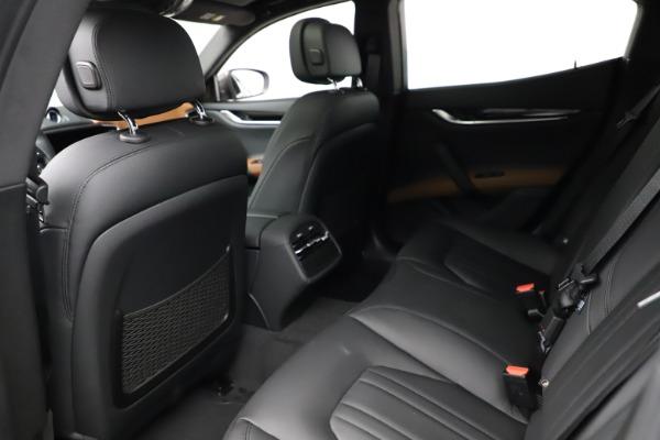 New 2021 Maserati Ghibli S Q4 for sale $90,525 at Rolls-Royce Motor Cars Greenwich in Greenwich CT 06830 18