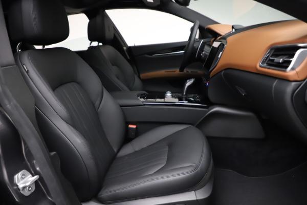 New 2021 Maserati Ghibli S Q4 for sale $90,525 at Rolls-Royce Motor Cars Greenwich in Greenwich CT 06830 23