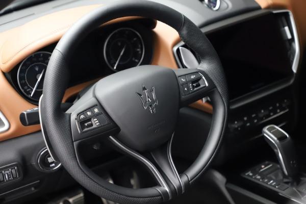New 2021 Maserati Ghibli S Q4 for sale $90,525 at Rolls-Royce Motor Cars Greenwich in Greenwich CT 06830 25