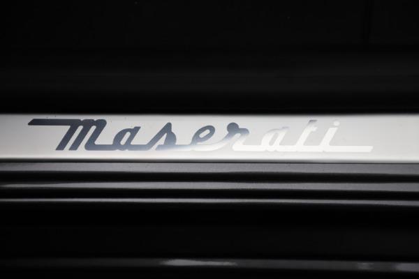 New 2021 Maserati Ghibli S Q4 for sale $90,525 at Rolls-Royce Motor Cars Greenwich in Greenwich CT 06830 27