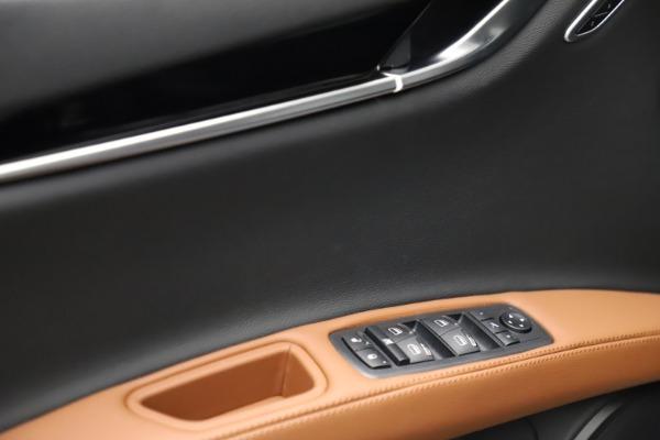 New 2021 Maserati Ghibli S Q4 for sale $90,525 at Rolls-Royce Motor Cars Greenwich in Greenwich CT 06830 28