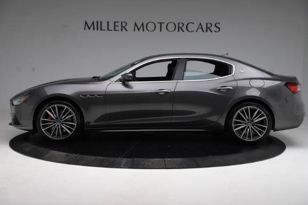 New 2021 Maserati Ghibli S Q4 for sale $90,525 at Rolls-Royce Motor Cars Greenwich in Greenwich CT 06830 3