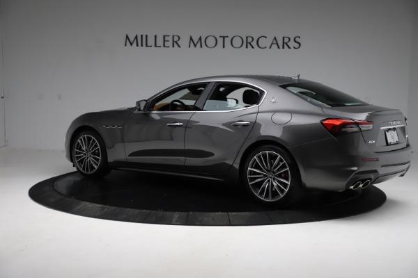 New 2021 Maserati Ghibli S Q4 for sale $90,525 at Rolls-Royce Motor Cars Greenwich in Greenwich CT 06830 4