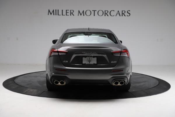 New 2021 Maserati Ghibli S Q4 for sale $90,525 at Rolls-Royce Motor Cars Greenwich in Greenwich CT 06830 7