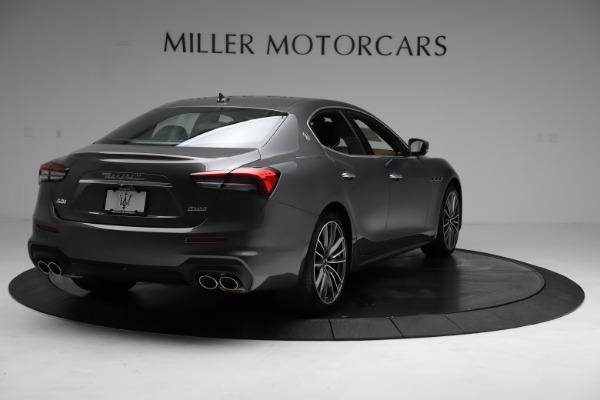 New 2021 Maserati Ghibli S Q4 for sale $90,525 at Rolls-Royce Motor Cars Greenwich in Greenwich CT 06830 8