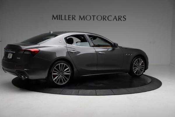 New 2021 Maserati Ghibli S Q4 for sale $90,525 at Rolls-Royce Motor Cars Greenwich in Greenwich CT 06830 9
