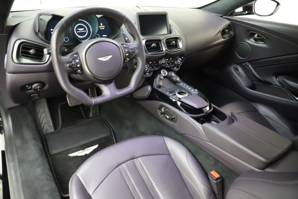 Used 2019 Aston Martin Vantage for sale Sold at Rolls-Royce Motor Cars Greenwich in Greenwich CT 06830 13