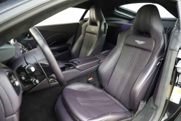 Used 2019 Aston Martin Vantage for sale Sold at Rolls-Royce Motor Cars Greenwich in Greenwich CT 06830 14