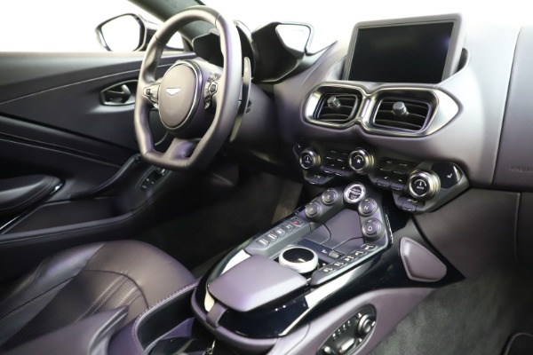Used 2019 Aston Martin Vantage for sale Sold at Rolls-Royce Motor Cars Greenwich in Greenwich CT 06830 16