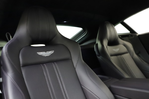 Used 2019 Aston Martin Vantage for sale Sold at Rolls-Royce Motor Cars Greenwich in Greenwich CT 06830 17