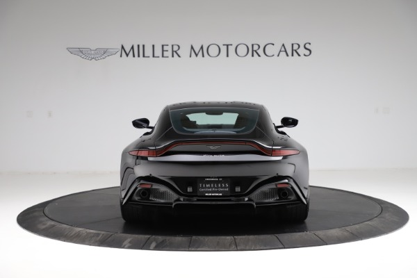 Used 2019 Aston Martin Vantage for sale Sold at Rolls-Royce Motor Cars Greenwich in Greenwich CT 06830 5