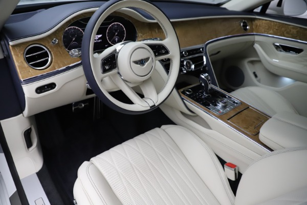 New 2021 Bentley Flying Spur W12 First Edition for sale Sold at Rolls-Royce Motor Cars Greenwich in Greenwich CT 06830 18