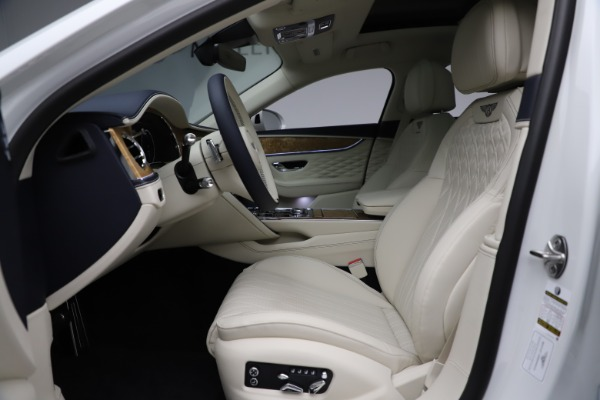 New 2021 Bentley Flying Spur W12 First Edition for sale Sold at Rolls-Royce Motor Cars Greenwich in Greenwich CT 06830 19