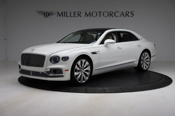 New 2021 Bentley Flying Spur W12 First Edition for sale Sold at Rolls-Royce Motor Cars Greenwich in Greenwich CT 06830 2