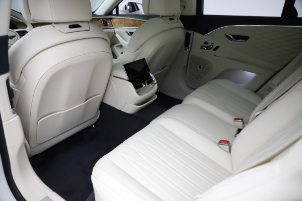 New 2021 Bentley Flying Spur W12 First Edition for sale Sold at Rolls-Royce Motor Cars Greenwich in Greenwich CT 06830 22