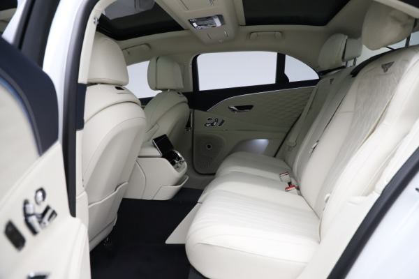 New 2021 Bentley Flying Spur W12 First Edition for sale Sold at Rolls-Royce Motor Cars Greenwich in Greenwich CT 06830 23