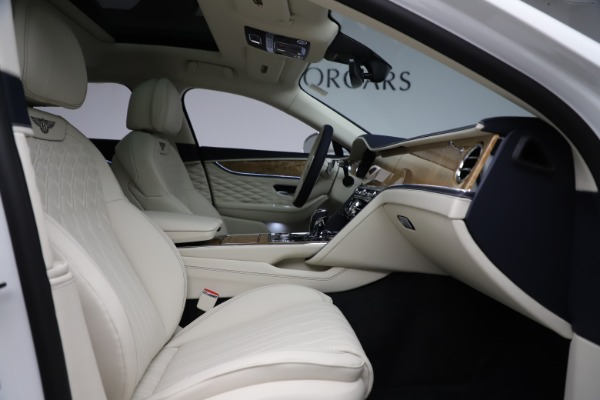 New 2021 Bentley Flying Spur W12 First Edition for sale Sold at Rolls-Royce Motor Cars Greenwich in Greenwich CT 06830 27