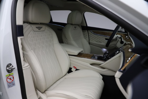 New 2021 Bentley Flying Spur W12 First Edition for sale Sold at Rolls-Royce Motor Cars Greenwich in Greenwich CT 06830 28